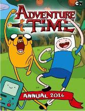 Adventure Time: Annual 2016