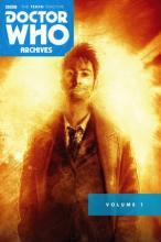 Doctor Who: The Tenth Doctor Archives Omnibus: Volume one