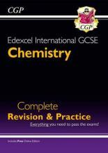 Edexcel International GCSE Chemistry Complete Revision & Practice with Online Edition (A*-G)