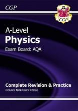 New A-Level Physics: AQA Year 1 & 2 Complete Revision & Practice with Online Edition