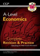 New A-Level Economics: Year 1 & 2 Complete Revision & Practice