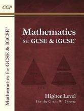 Maths for GCSE and IGCSE (R) Textbook, Higher (for the Grade 9-1 Course)