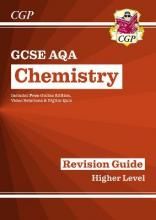 Grade 9-1 GCSE Chemistry: AQA Revision Guide with Online Edition - Higher