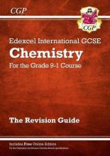 New Grade 9-1 Edexcel International GCSE Chemistry: Revision Guide with Online Edition