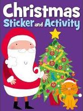 Christmas Sticker Activity -Night Before Christmas