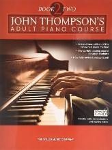 John Thompson's Adult Piano Course: Book two