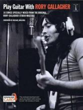 Play Guitar with... Rory Gallagher (Book/Audio Download)
