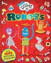 Little Hands Creative Sticker Play: Robots