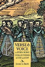 Verse and Voice in Byrd's Song Collections of 1588 and 1589
