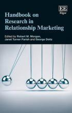 Handbook on Research in Relationship Marketing