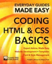 Coding HTML and CSS
