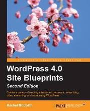 WordPress 4.0 Site Blueprints -
