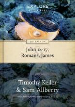 90 Days in John 14-17, Romans and James