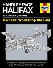 Handley Page Halifax Manual 1939-52 (All Marks) 2016