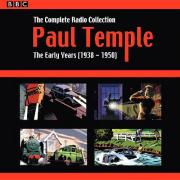 Paul Temple: The Complete Radio Collection Volume One