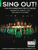 Sing Out] 5 Pop Songs for Today's Choirs - Book 1 (Book/Audio Download): Book 1