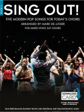 Sing Out 5 Pop Songs for Today's Choirs - Book 3 (Book/Download Card)