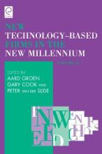 New Technology-Based Firms in the New Millennium: Volume XI