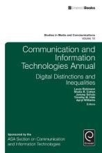 Communication and Information Technologies Annual