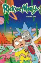 Rick and Morty: Volume One