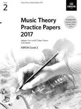 Music Theory Practice Papers 2017, ABRSM Grade 2