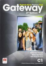 Gateway 2nd edition C1 Student's Book Premium Pack