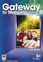 GCOM Gateway to Maturita B1+ Student's Book Pack