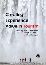 Creating Experience Value in Touri