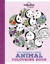 The World's Cutest Animal Colouring Book