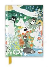 Moomin: Dangerous Journey (Foiled Journal)
