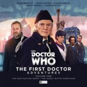 The First Doctor Adventures - Volume 1