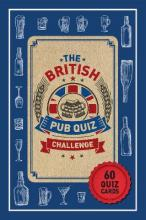 Puzzle Cards: The British Pub Quiz Challenge
