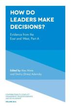 How Leaders Make Decisions?