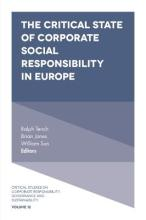 The Critical State of Corporate Social Responsibility in Europe