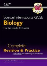 New Grade 9-1 Edexcel International GCSE Biology: Complete Revision & Practice with Online Edition