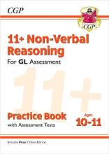 New 11+ GL Non-Verbal Reasoning Practice Book & Assessment Tests - Ages 10-11 (with Online Edition)
