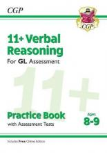 New 11+ GL Verbal Reasoning Practice Book & Assessment Tests - Ages 8-9 (with Online Edition)
