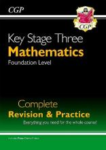 New KS3 Maths Complete Study & Practice - Foundation (with Online Edition)