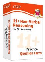 New 11+ GL Non-Verbal Reasoning Practice Question Cards - Ages 10-11