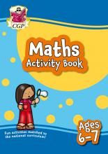 New Maths Activity Book for Ages 6-7: perfect for home learning
