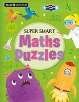 Brain Boosters Super-Smart Maths Puzzles