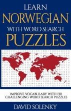 Learn Norwegian with Word Search Puzzles