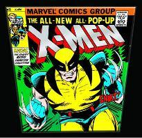 The All-new Pop Up X-Men