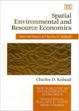 Spatial Environmental and Resource Economics