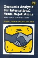 Economic Analysis for International Trade Negotiations