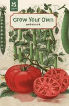 Grow Your Own Vegetables (Notebook)