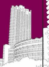 London Buildings: Barbican notebook