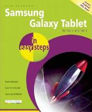 Samsung Galaxy Tab 2 in Easy Steps
