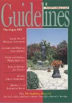 Guidelines: May to August 2000