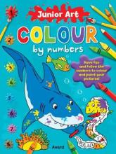 Shark: Colour By Numbers